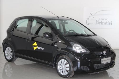 Toyota Aygo 1.0 VVT.i 69 cv Now Connect